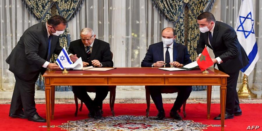 التقدير الاستراتيجي (123): المسارات المحتملة للتطبيع المغربي الإسرائيلي وأثره على القضية الفلسطينية